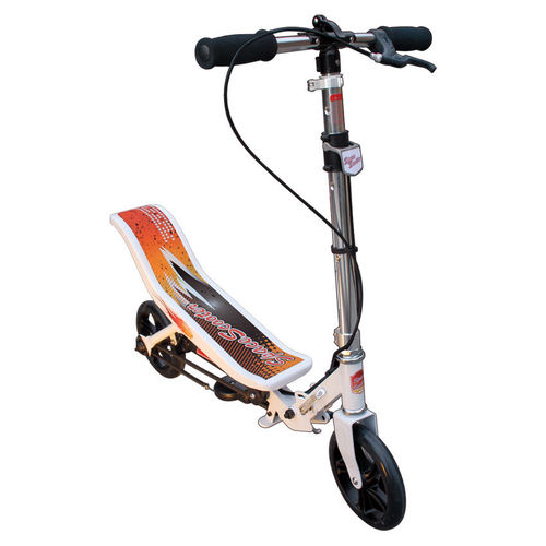 Space Scooter Wit